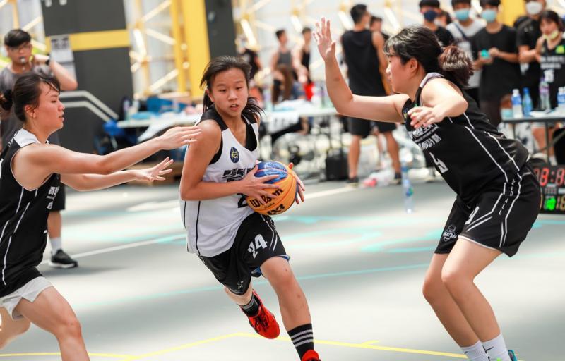 「Y-League」新興運動聯賽三人籃球 -啟業運動場(女子)