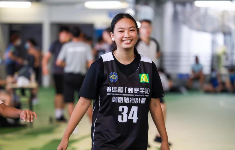 「Y-League」新興運動聯賽三人籃球 -沙田馬場波地(女子)2019