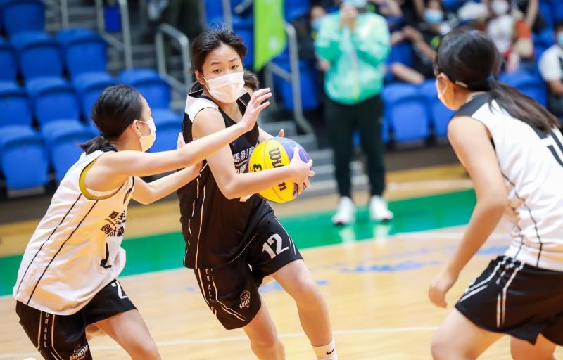 「Y-League」新興運動聯賽三人籃球 -修頓場館(女子)