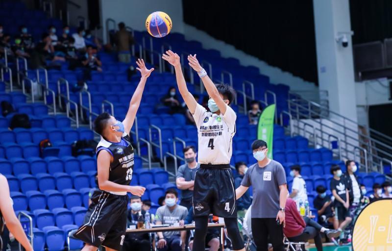 「Y-League」新興運動聯賽三人籃球 -修頓場館(男子 Division 2)
