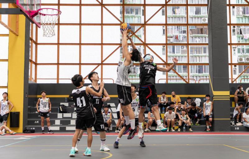 「Y-League」新興運動聯賽三人籃球 -啟業運動場(男子 Division 1)