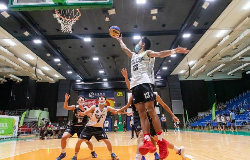 「Y-League」新興運動聯賽三人籃球 -修頓場館(男子 Division 1)