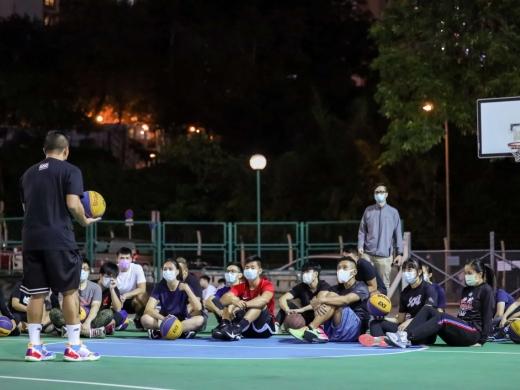 動歷教練導師網絡-三人籃球(指導員)證書課程